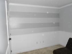primary painting interior stripe